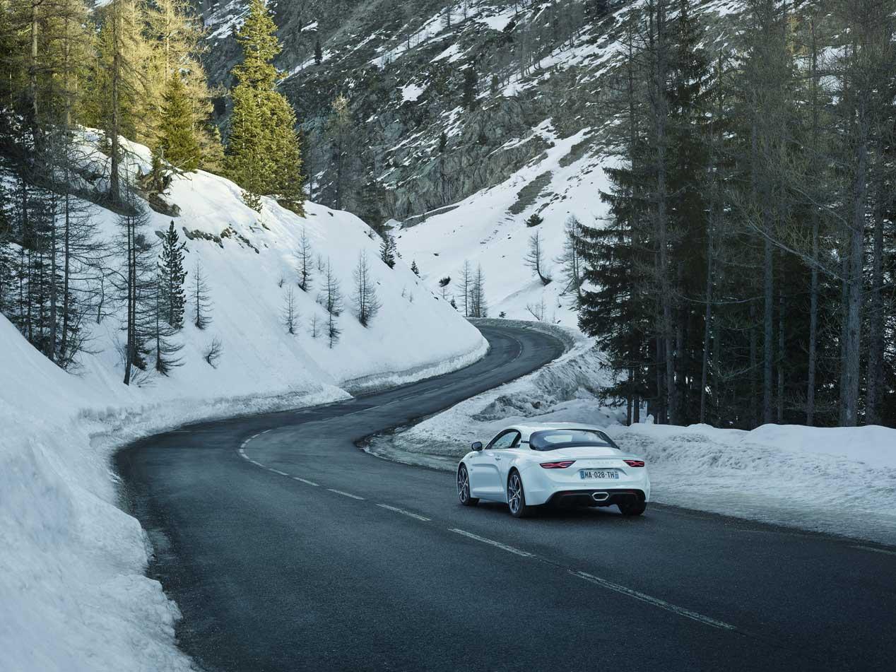 Pure y Légende, así son las nuevas versiones del Alpine A110