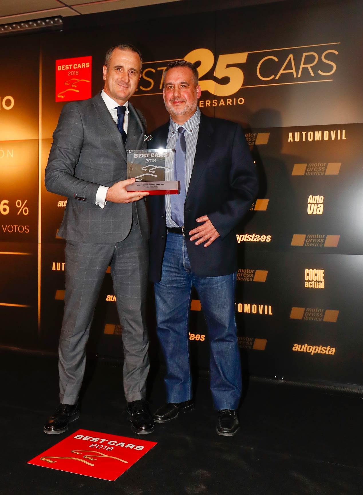 Best Cars 2018: las mejores fotos de la gala y los coches ganadores