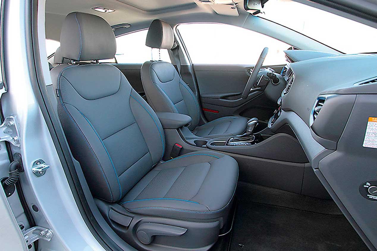 Hyundai Ioniq y Volkswagen Golf GTE, cara a cara
