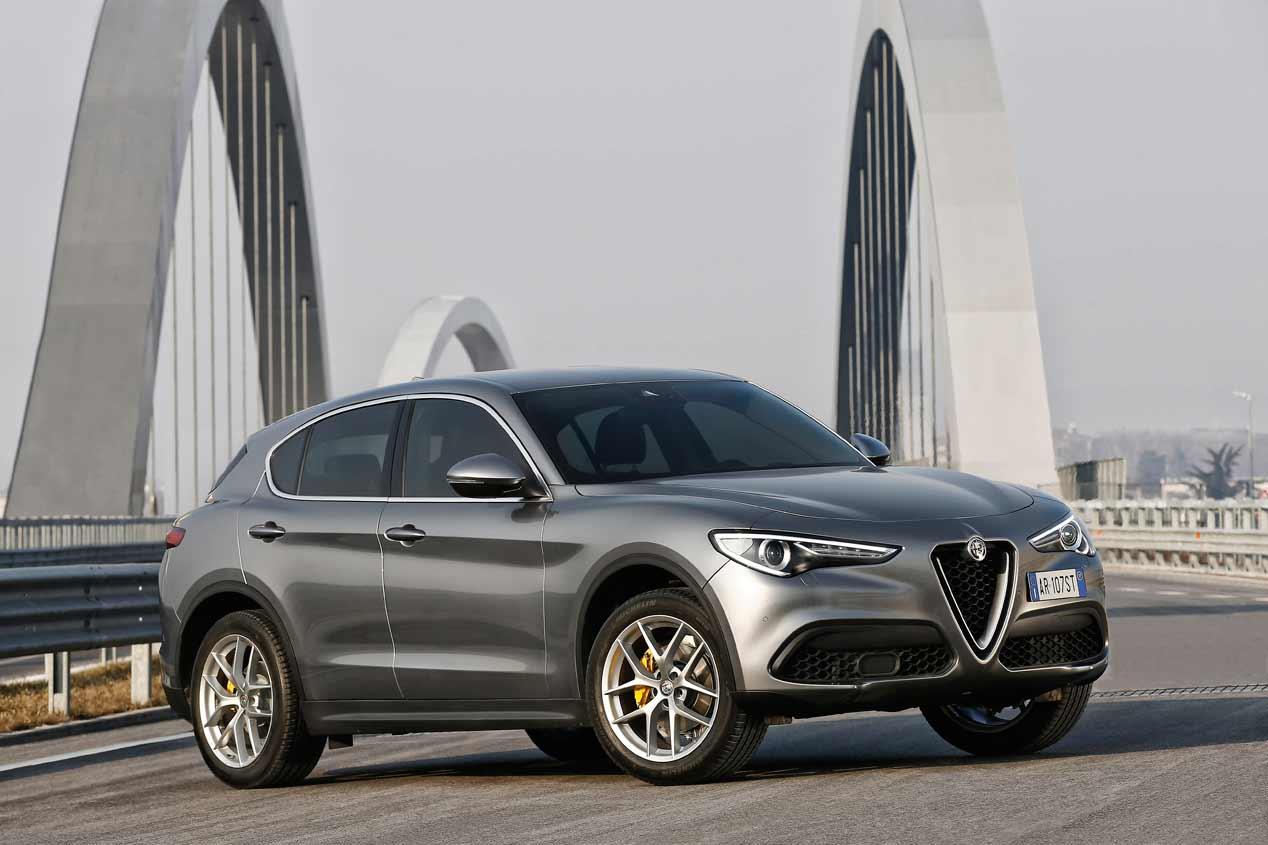 Alfa Romeo Stelvio: opiniones del SUV finalista a Coche del Año en Europa 2018