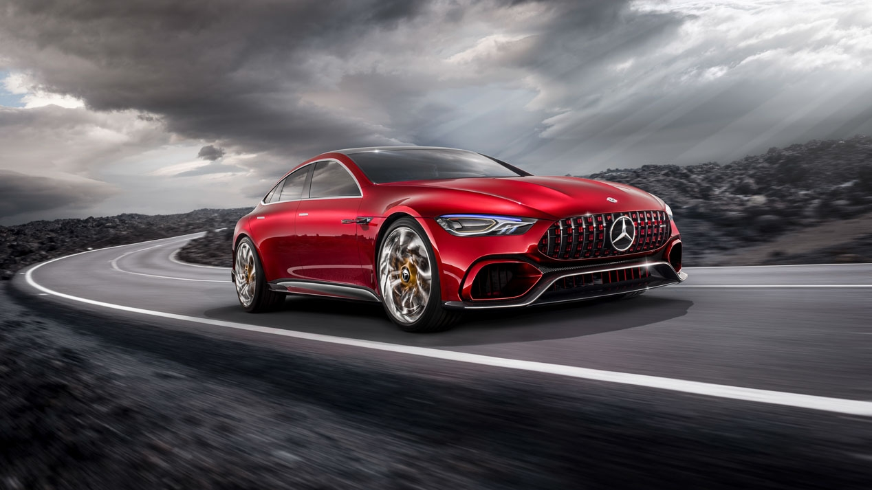 Duelo de superberlinas: Mercedes-AMG GT Coupé vs BMW Serie 8 Gran Coupé