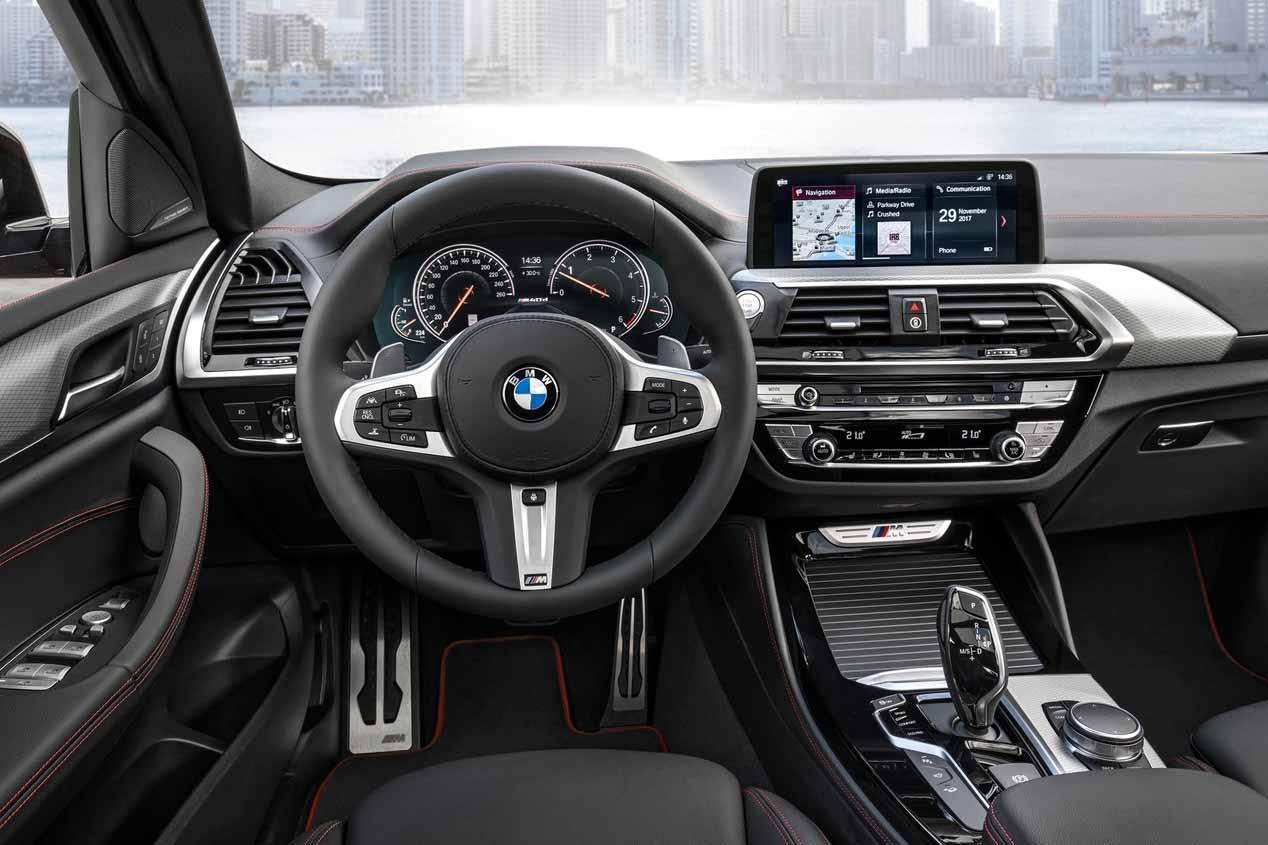 BMW X4, ya conocemos todos sus precios
