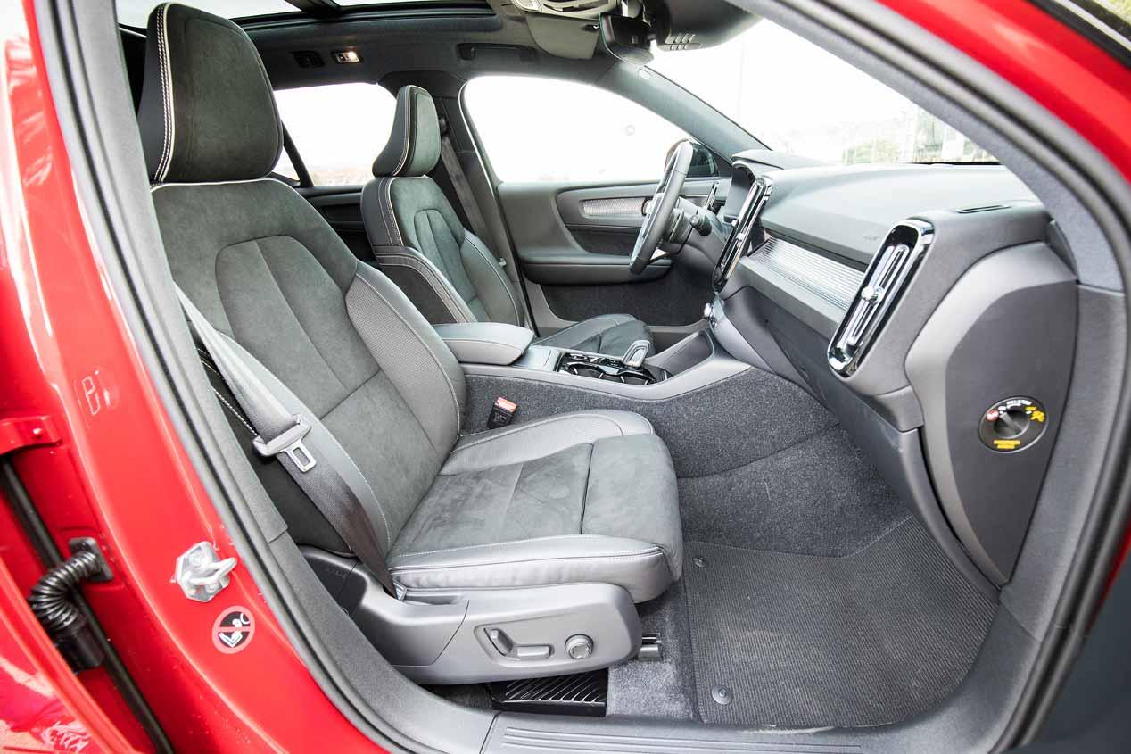 Probamos el nuevo Volvo XC40 Diesel de 190 CV