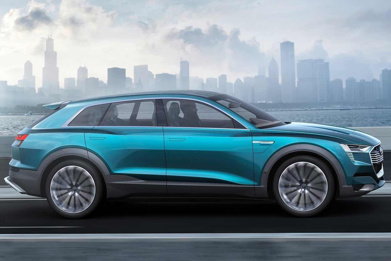 Los SUV nuevos premium que vienen en 2018 y 2019