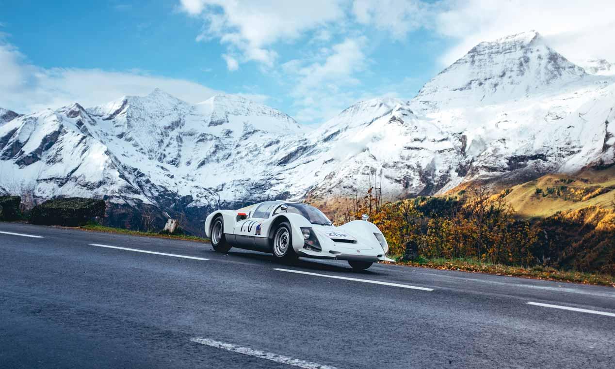 Los deportivos de Porsche más livianos de la historia
