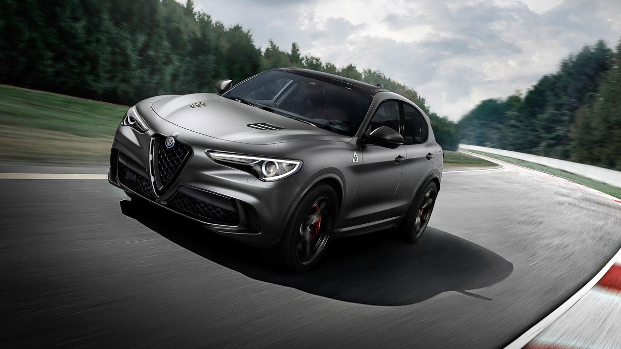 Alfa Romeo Stelvio y Gulia NRING: dos ediciones limitadas a 108 unidades