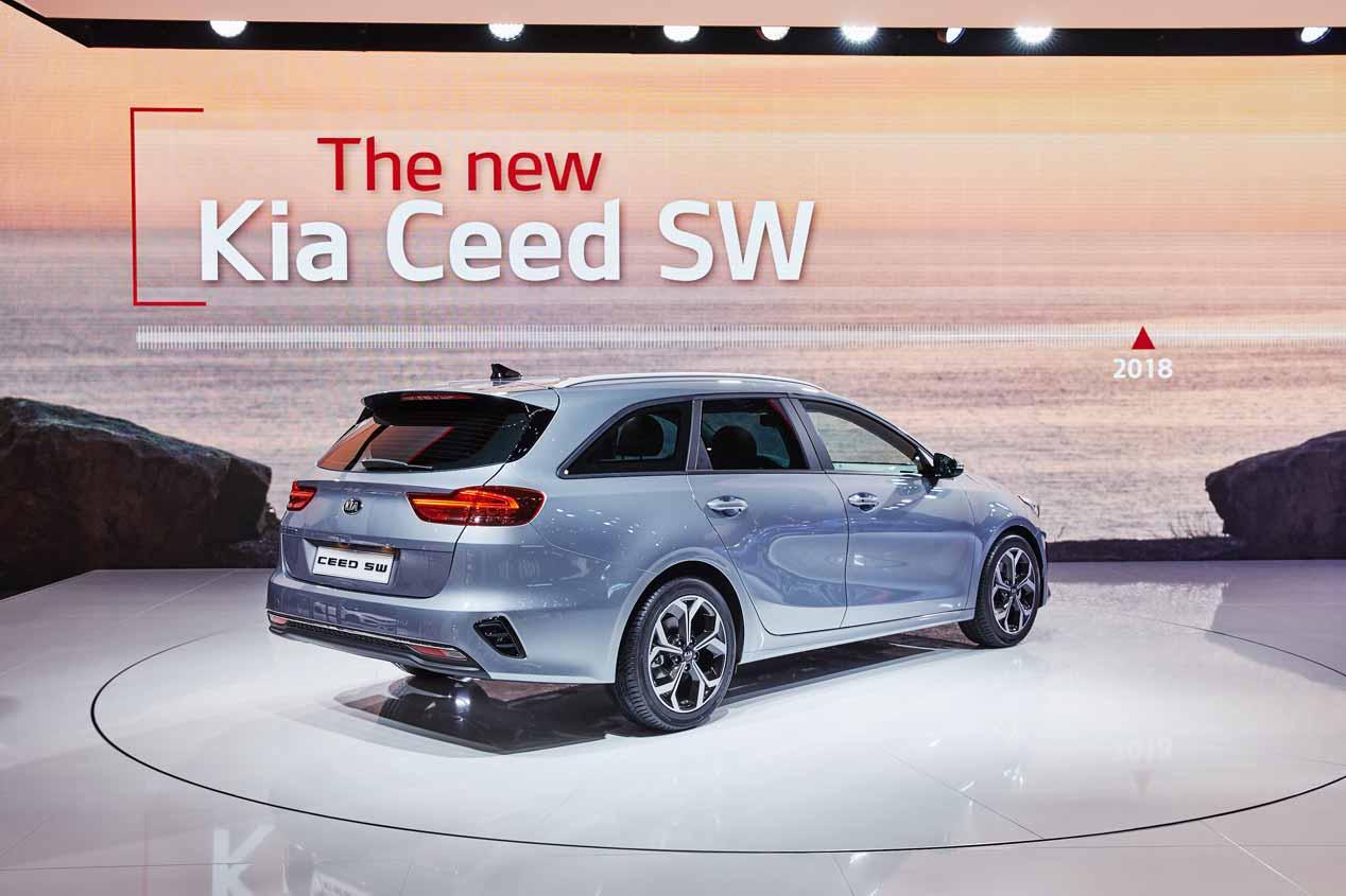 Kia Ceed Sportwagon 2019: así es el familiar del Ceed