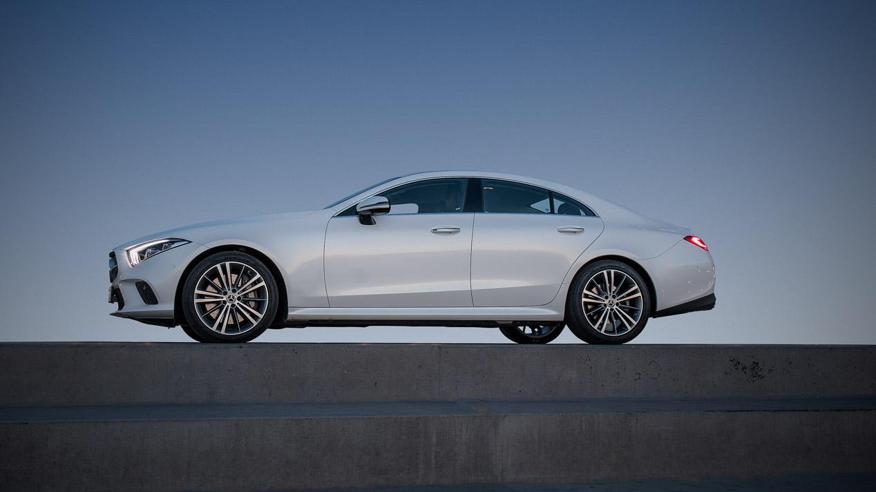 Nuevo Mercedes CLS