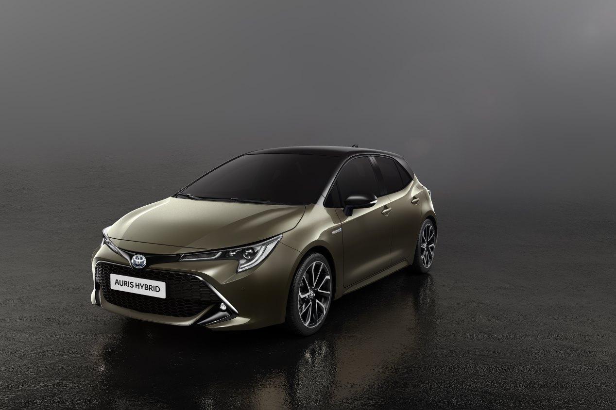 Toyota Auris 2018: fotos del nuevo compacto