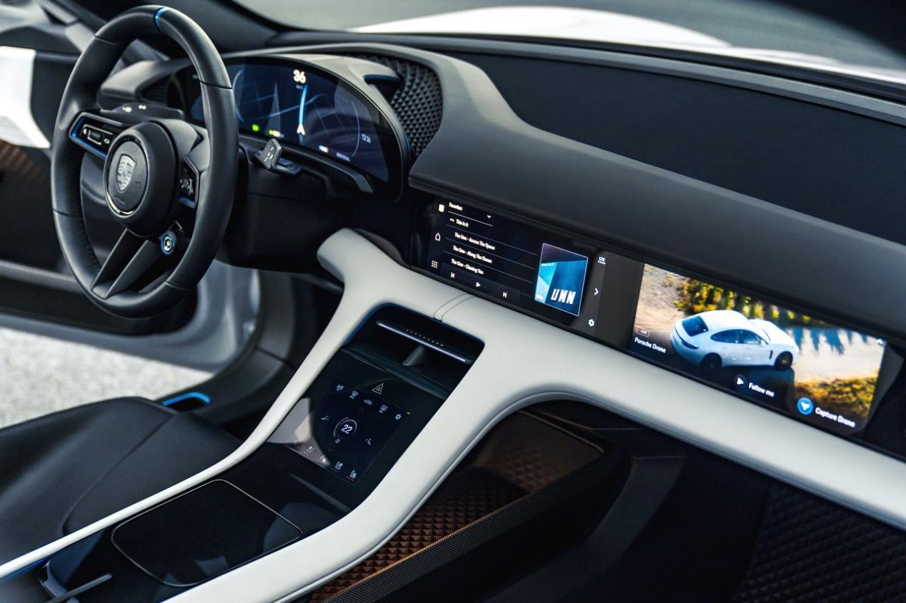 Porsche Mission E Cross Turismo: el nuevo gran SUV