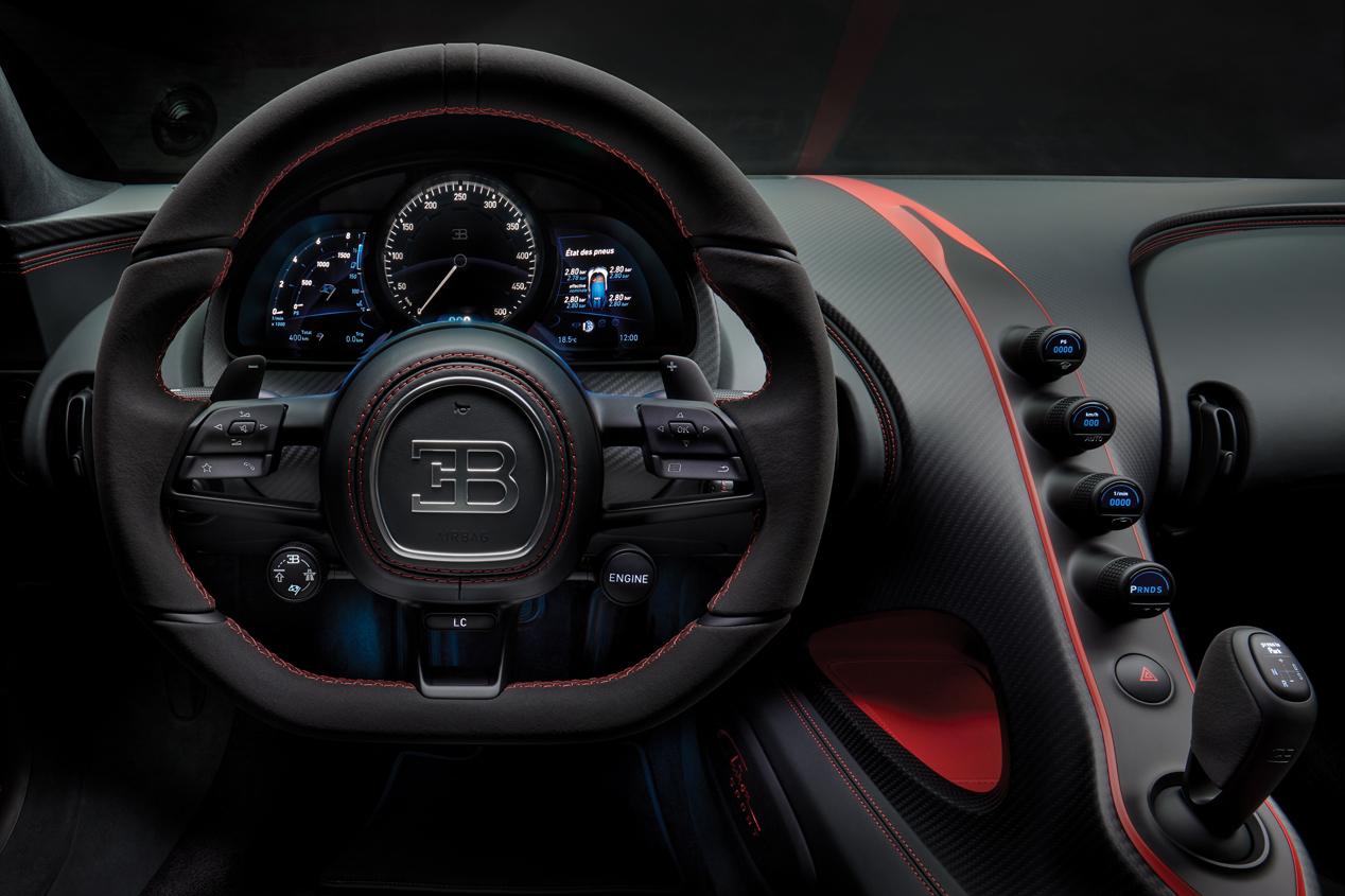 Bugatti Chiron Sport: la bestia deportiva, aún más fiera