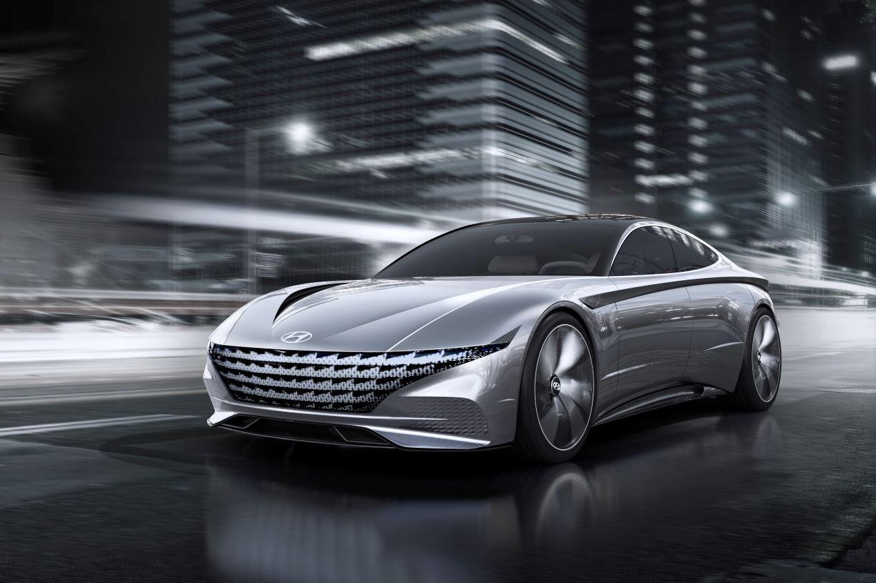 Hyundai Le Fil Rouge Concept: el diseño de los próximos Hyundai