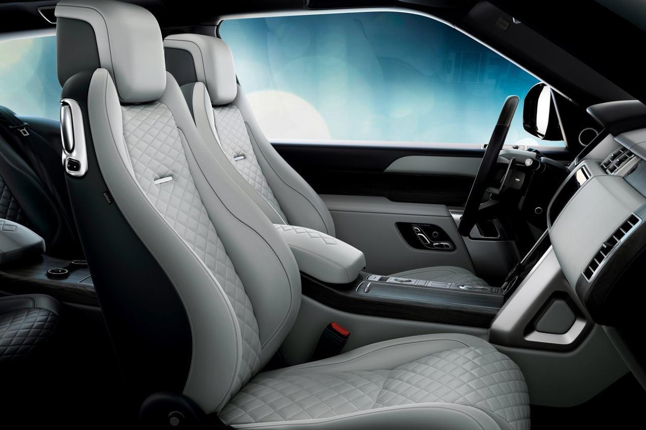 Range Rover SV Coupé: el nuevo Range Rover súper exclusivo
