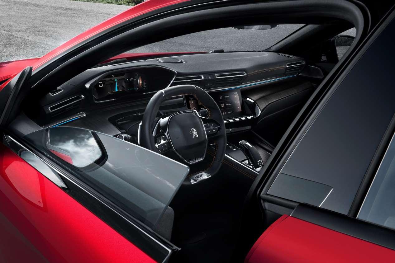 El Peugeot 508 en el Salón de Ginebra 2018