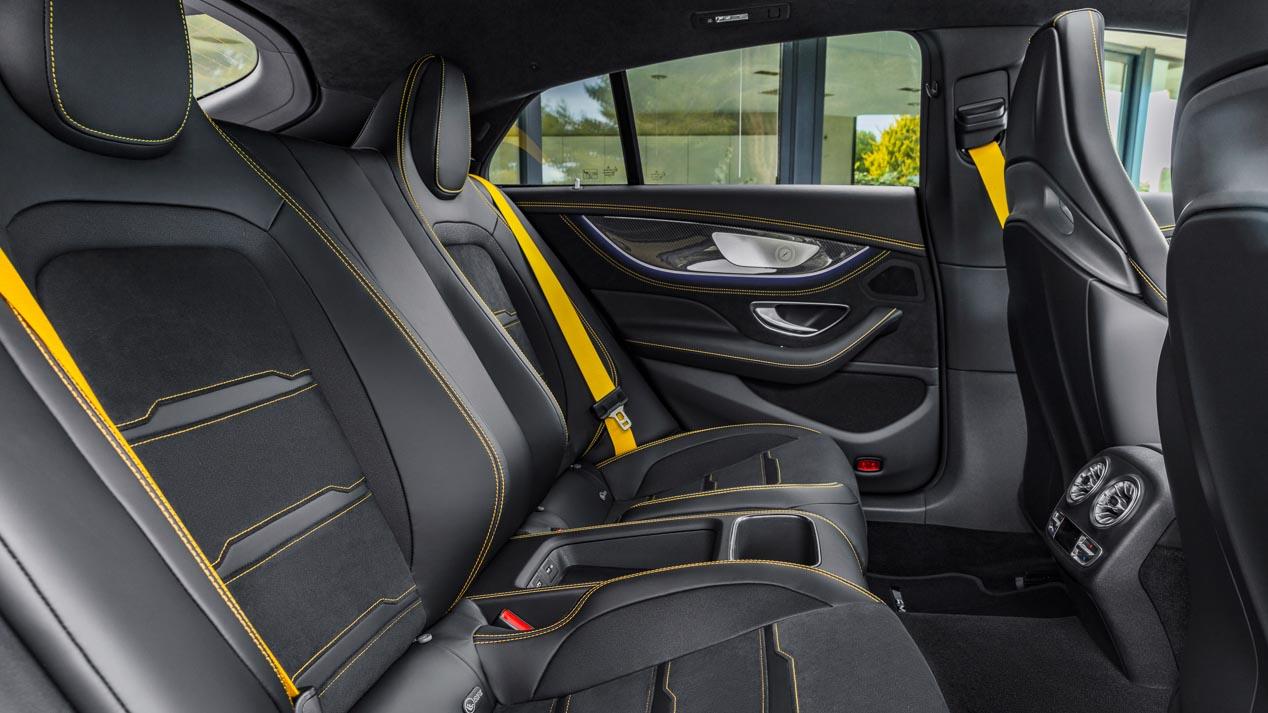 Mercedes-AMG GT 4 puertas, deportividad brutal para una berlina de tracción integral