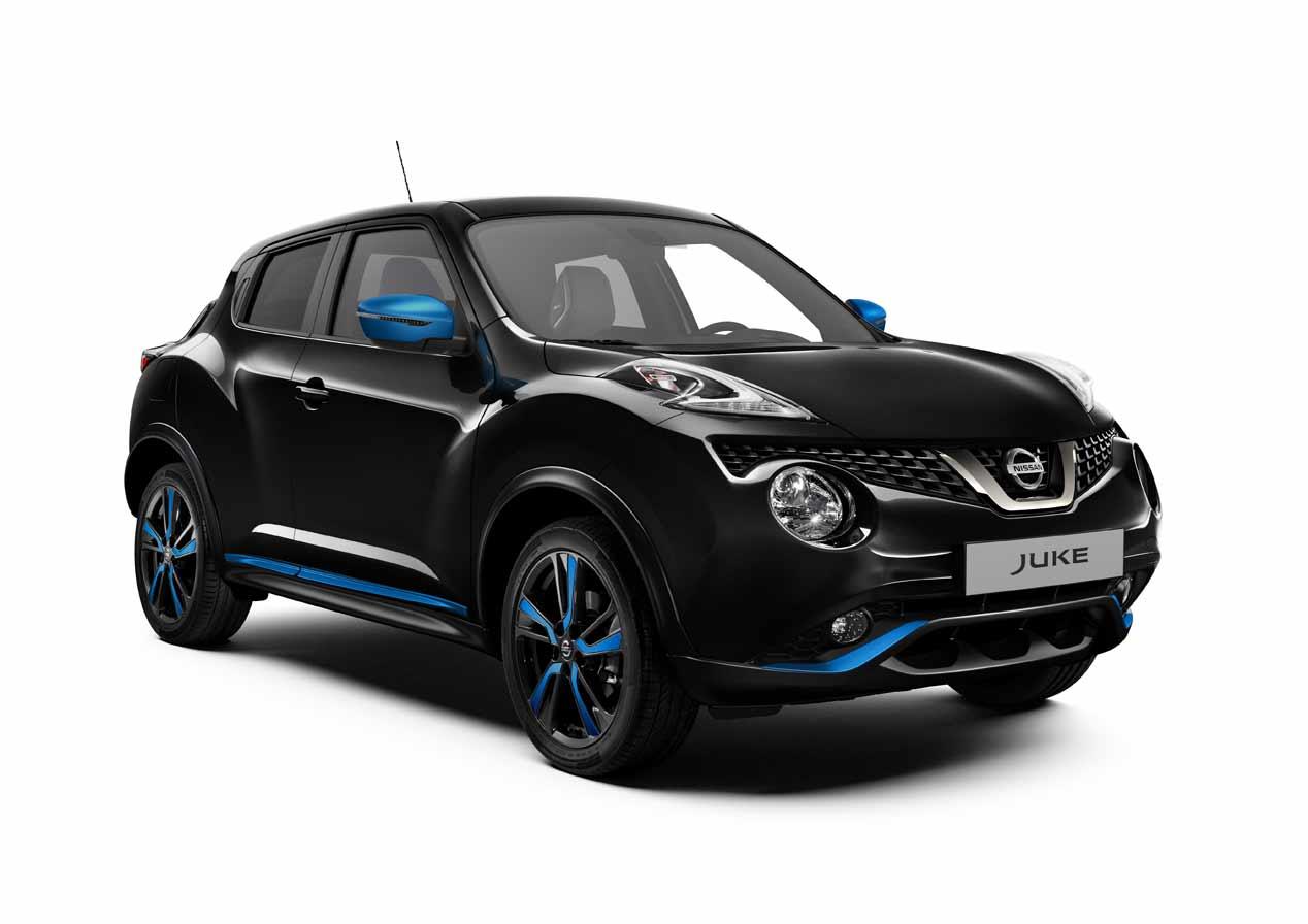 Nissan Juke 2018, ahora con más equipamiento y personalización