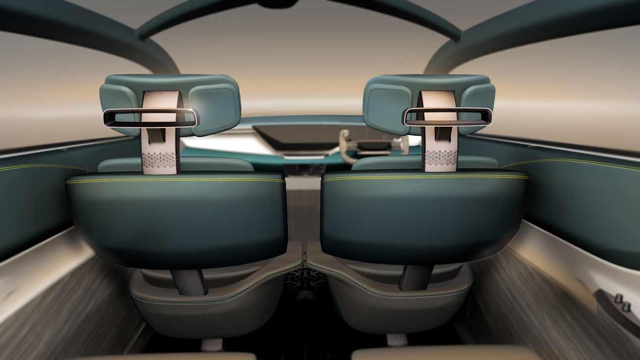El Tata 45X Concept, en imágenes