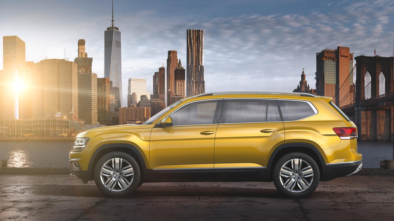 Todos los planes de VW: 9 SUV, 4 eléctricos, fin del Beetle...