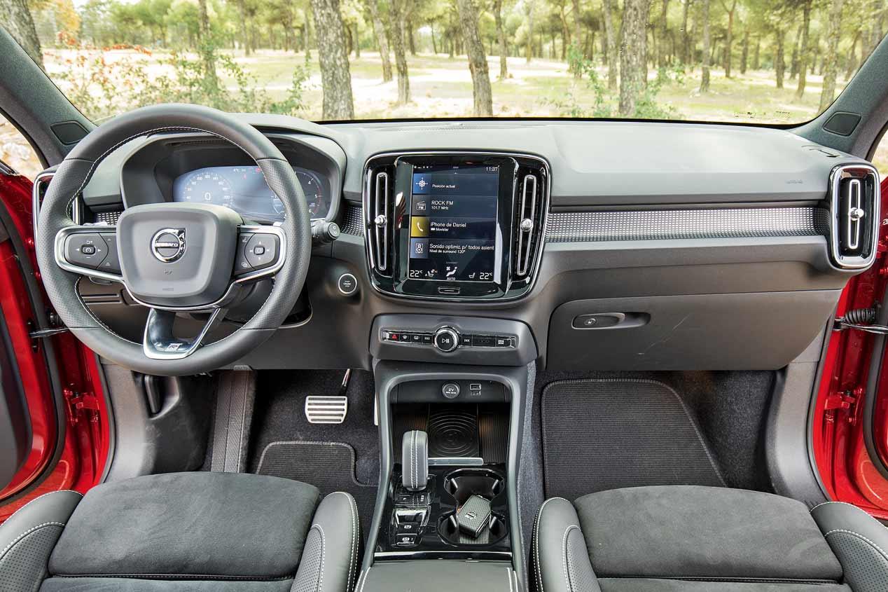 Volvo XC40 Diesel de 190 CV: lo probamos