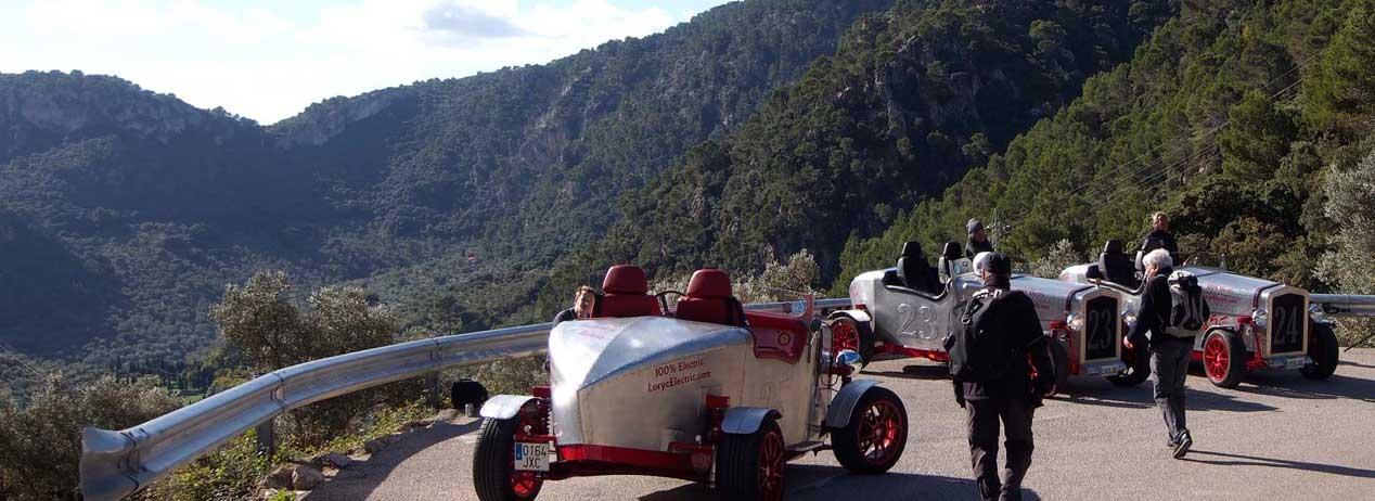 Loryc, electricidad y clasicismo en Mallorca