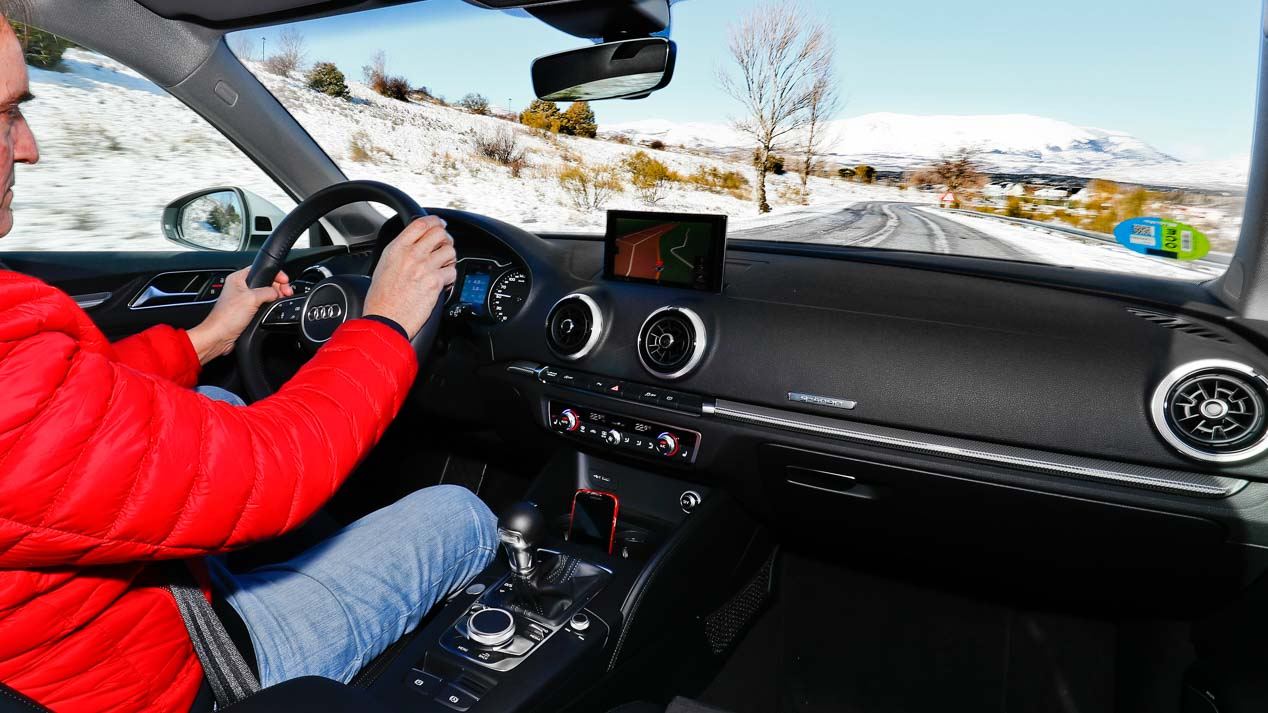 SuperComparativa: Audi A3 G-Tron & BMW 116d & Lexus CT200h