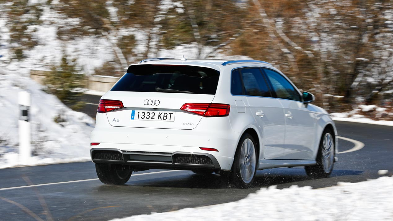 SuperComparativa: Audi A3 G-Tron & BMW 116d & Lexus CT200h
