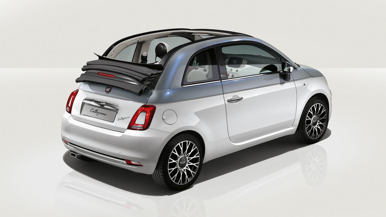 Nueva serie especial Fiat 500 Collezione