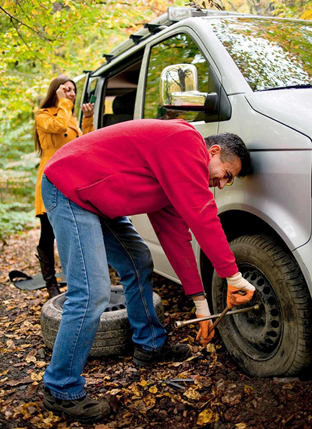 Los fallos y averías más frecuentes en los coches