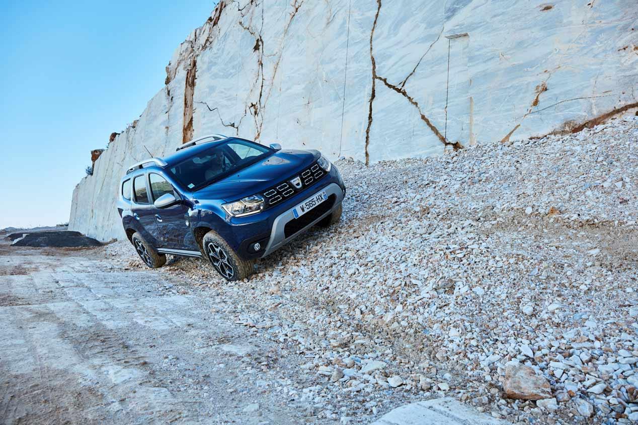 Dacia Duster 1.3: el nuevo motor de gasolina llegará en 2019