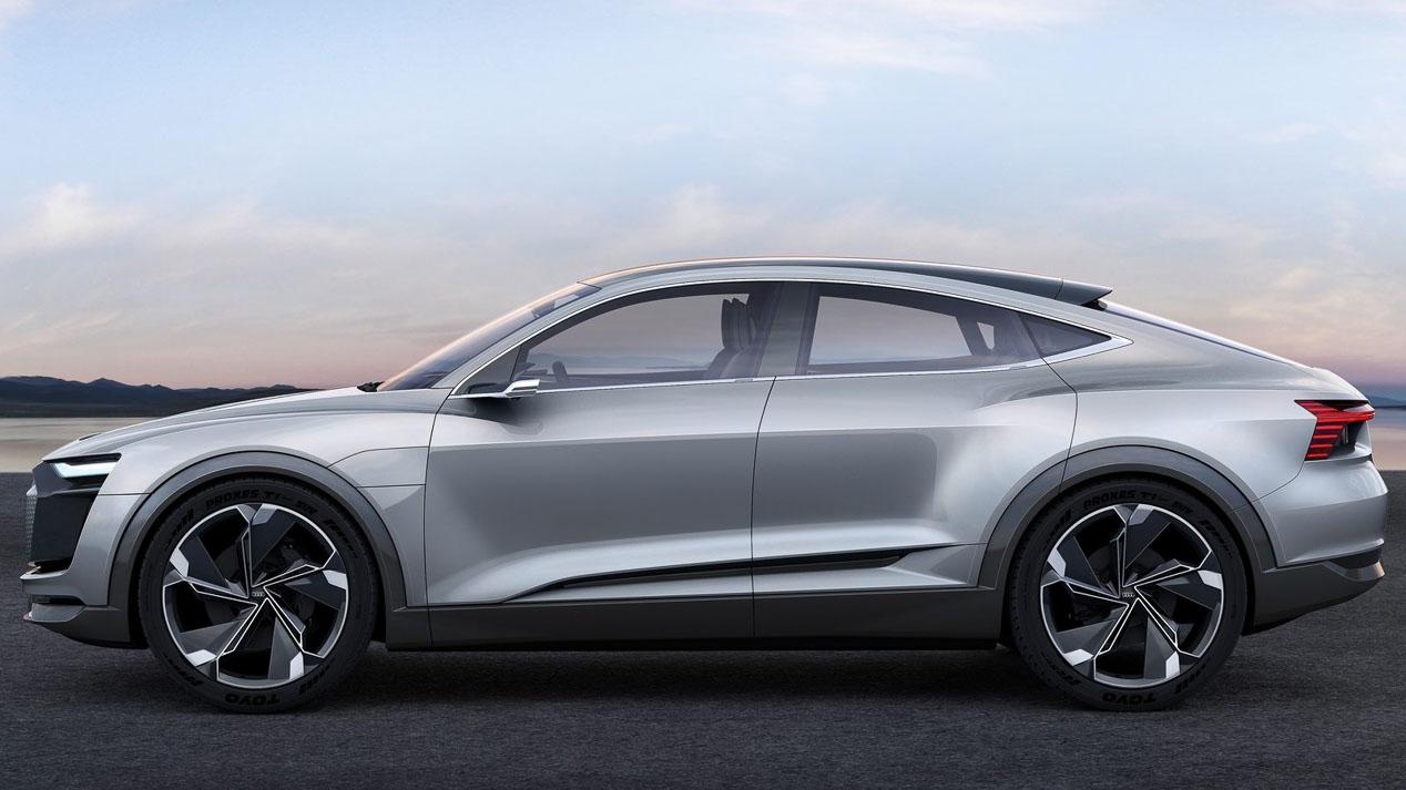 Futura plataforma común para los Porsche y Audi eléctricos