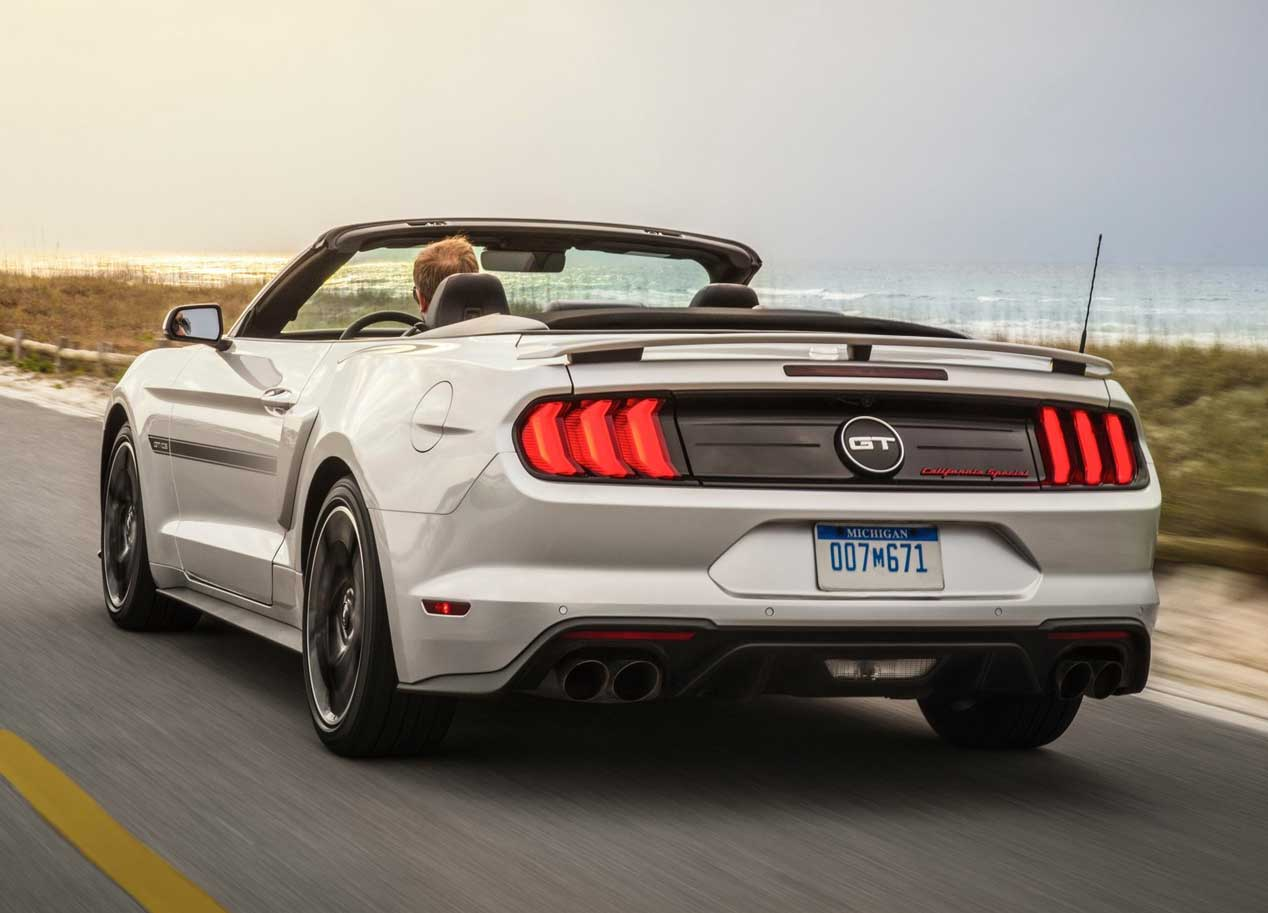 Ford Mustang GT California Especial