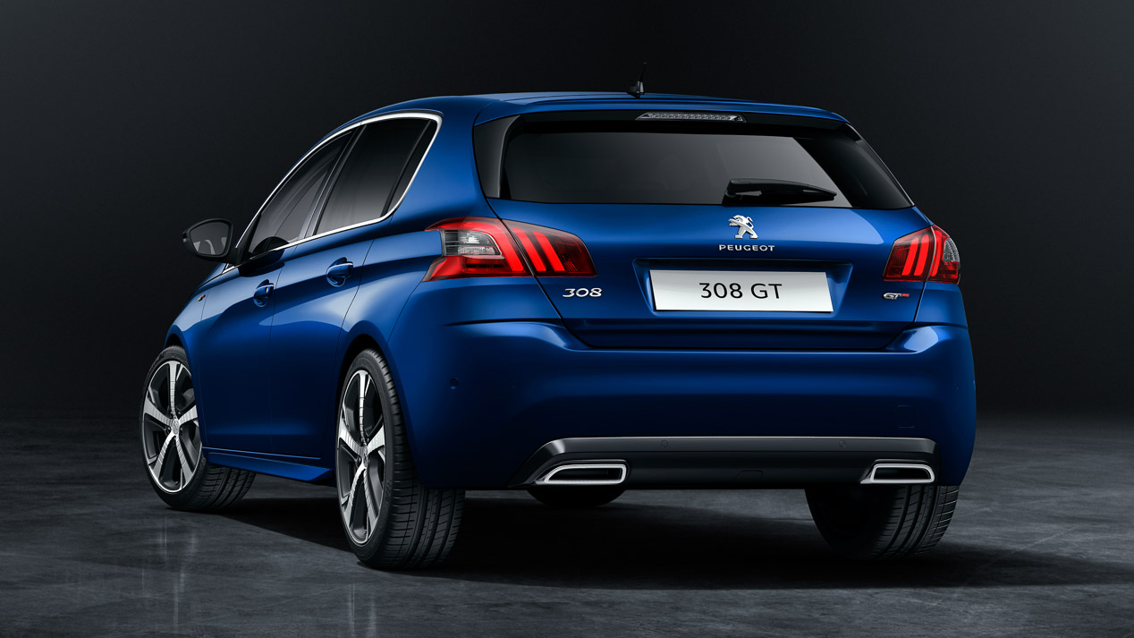 Peugeot 308, ahora con cambio automático de ocho relaciones