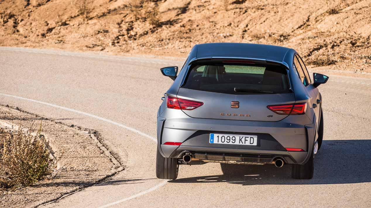 Comparamos el Seat León Cupra R y el Hyundai i30 N