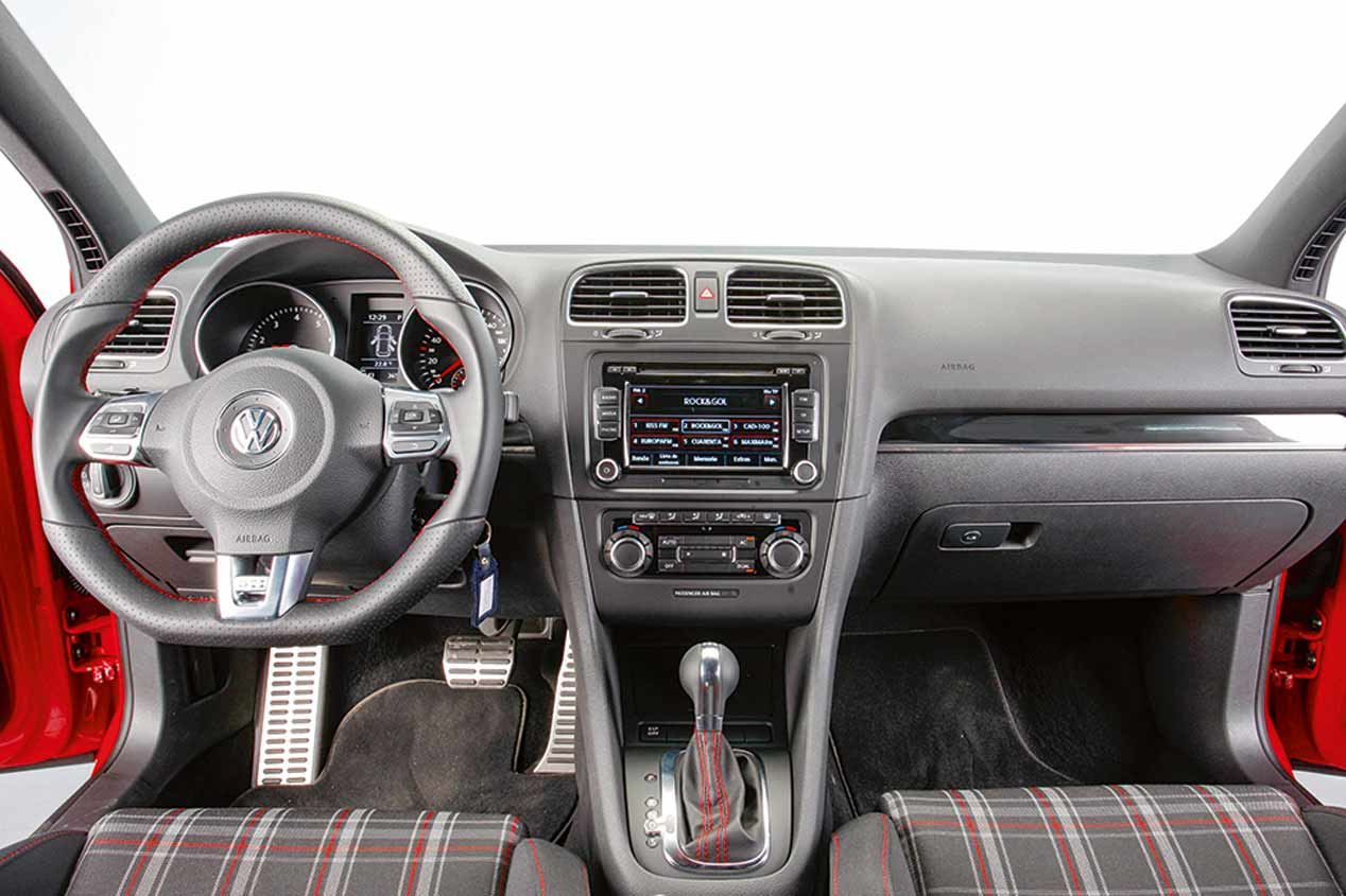 VW Golf GTI VI de segunda mano, una opción muy interesante