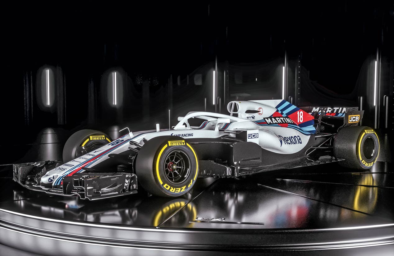 Mundial de F1 2018: Williams