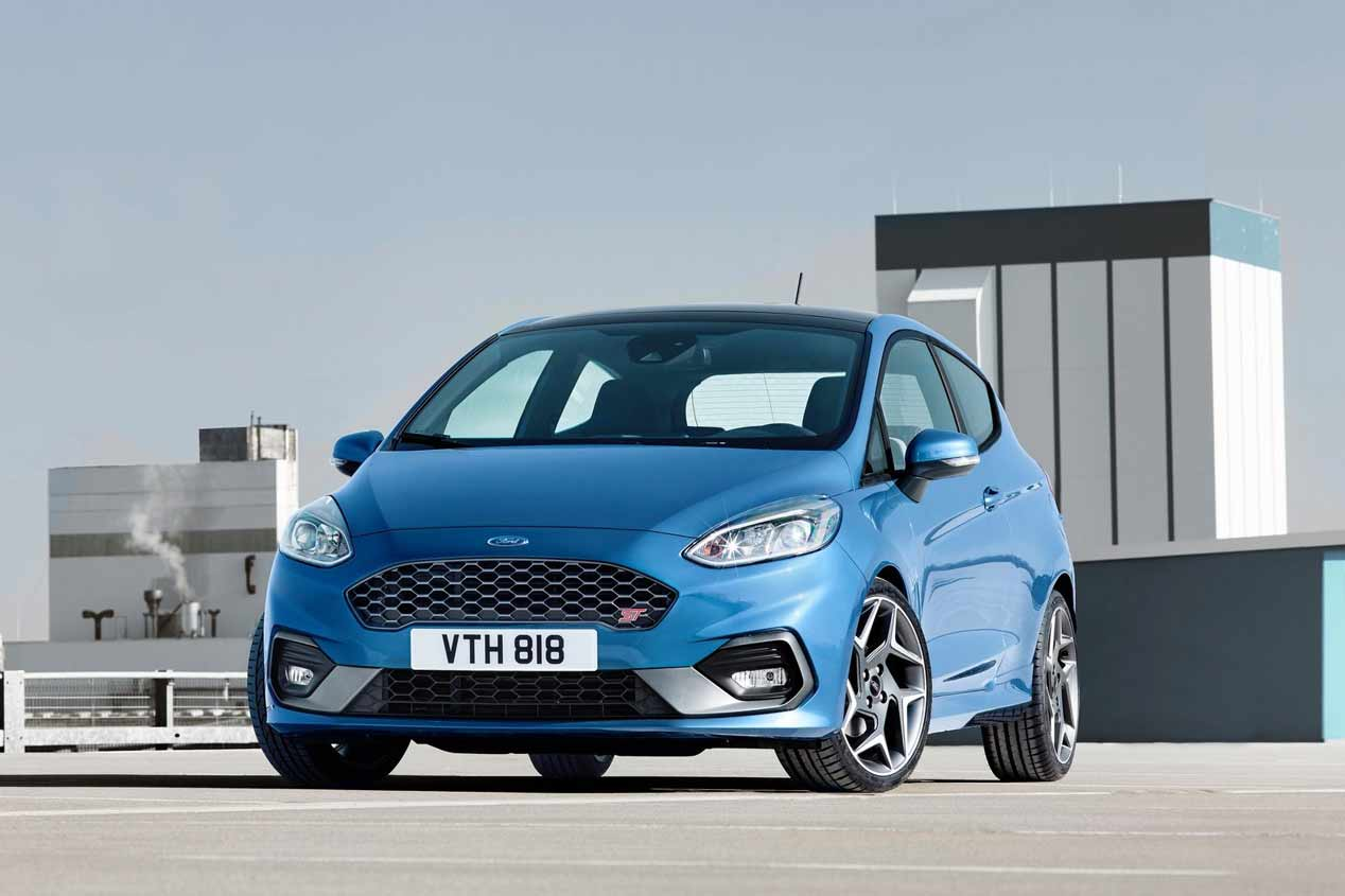 Ford Fiesta ST 2018: sus mejores imágenes