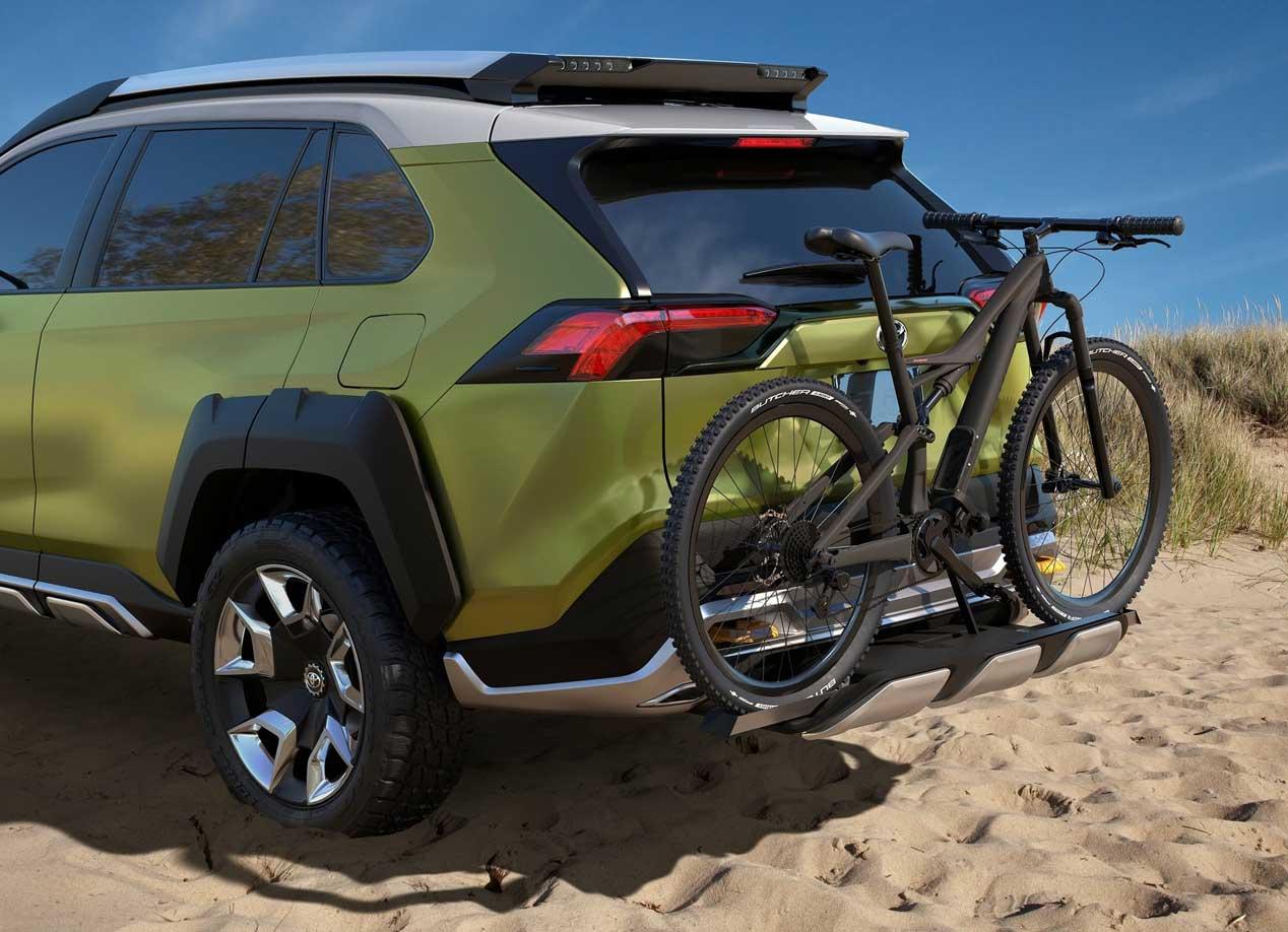 Toyota RAV4 2019: el nuevo SUV tomará rasgos del concept FT-AC