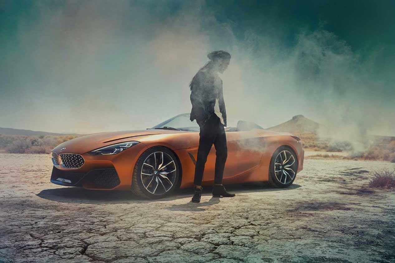 El nuevo BMW Z4 2019 debutará antes del Salón de París