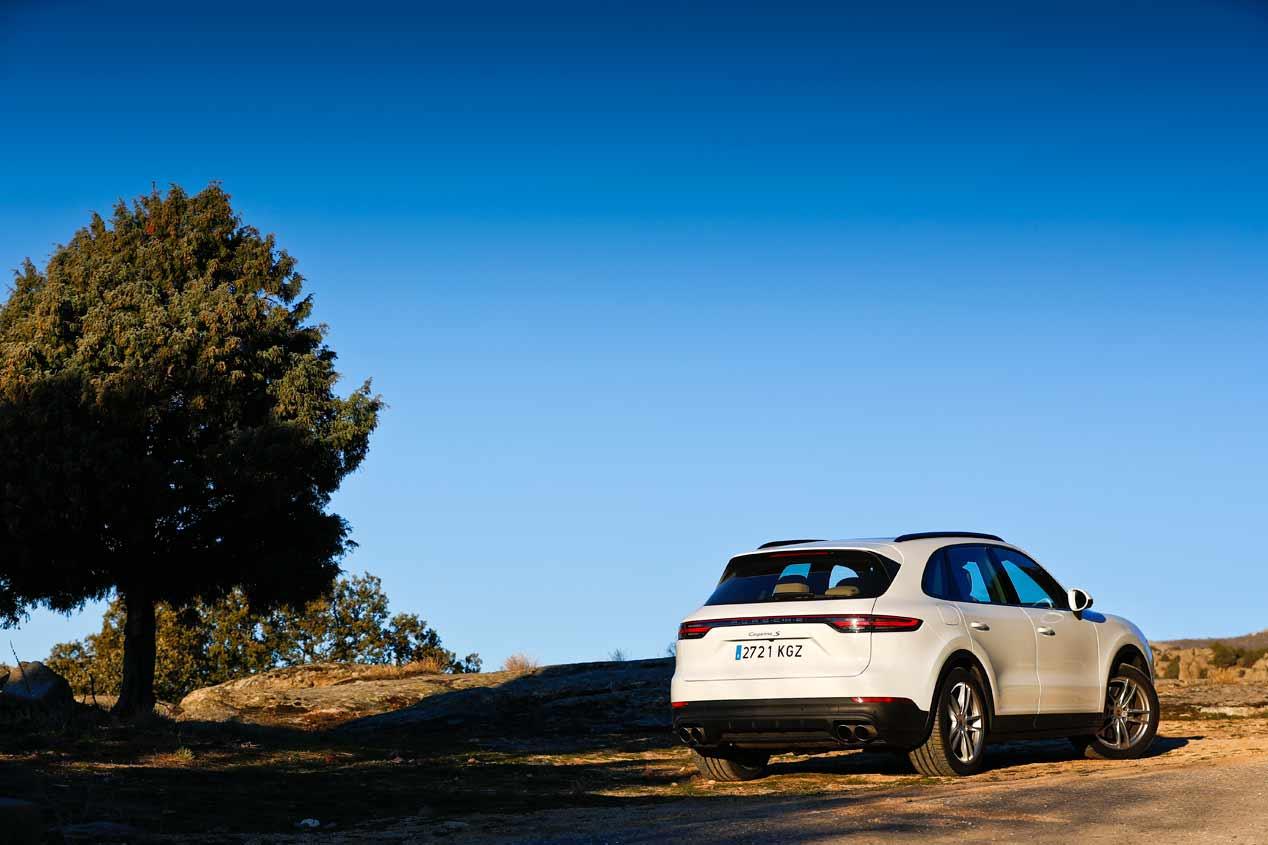 Porsche Cayenne S 2018: ¡lo probamos!