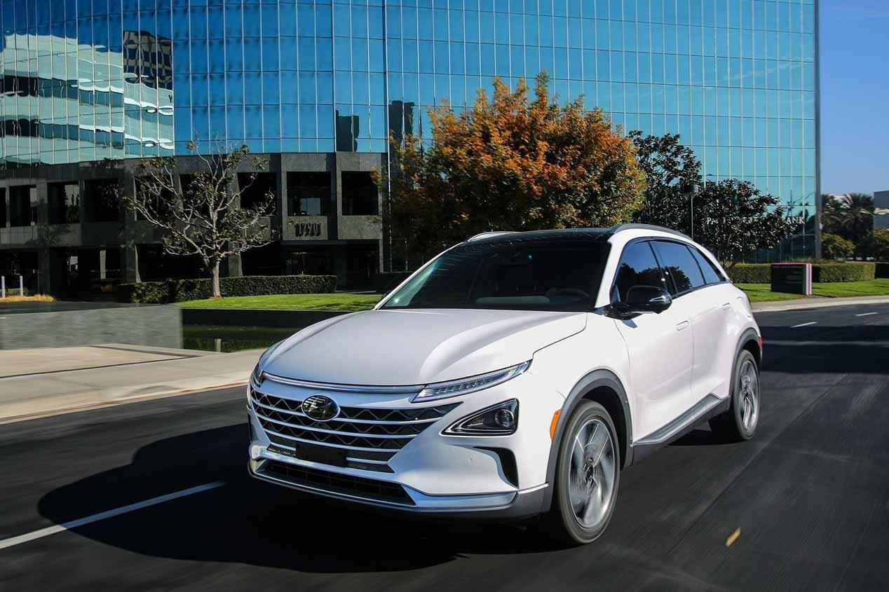 Hyundai Nexo, 196 kilómetros recorridos en modo autónomo