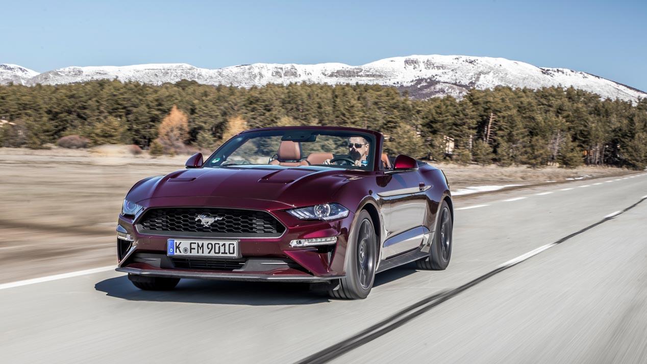 Ford Mustang 2018, el deportivo americano se pone al día