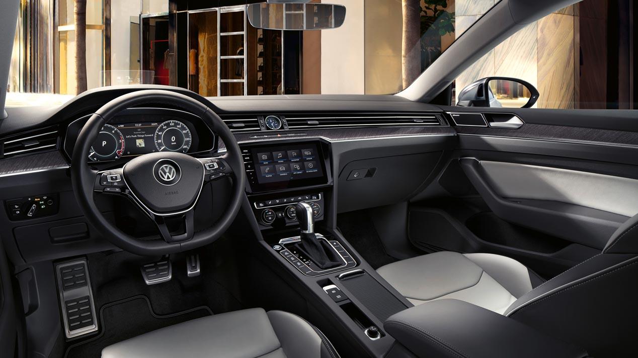 Volkswagen Passat 2018: primeras imágenes de su renovación