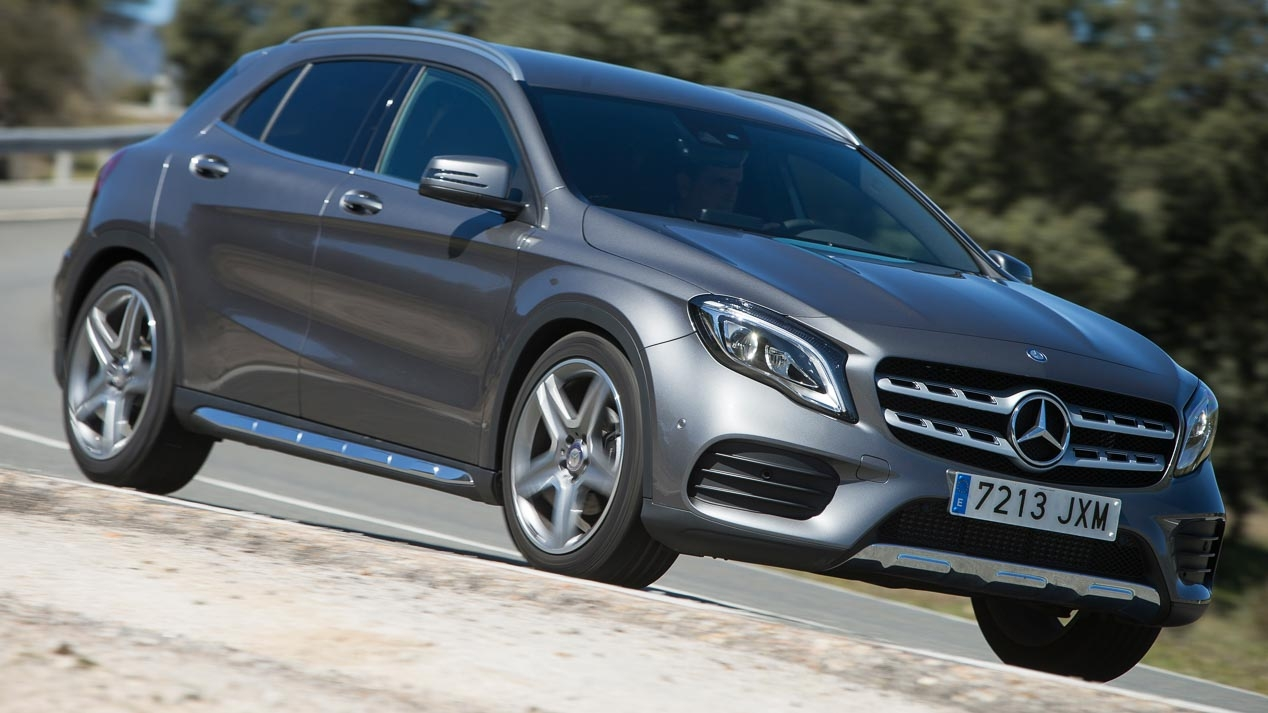 Mercedes GLA, la última víctima de una copia china