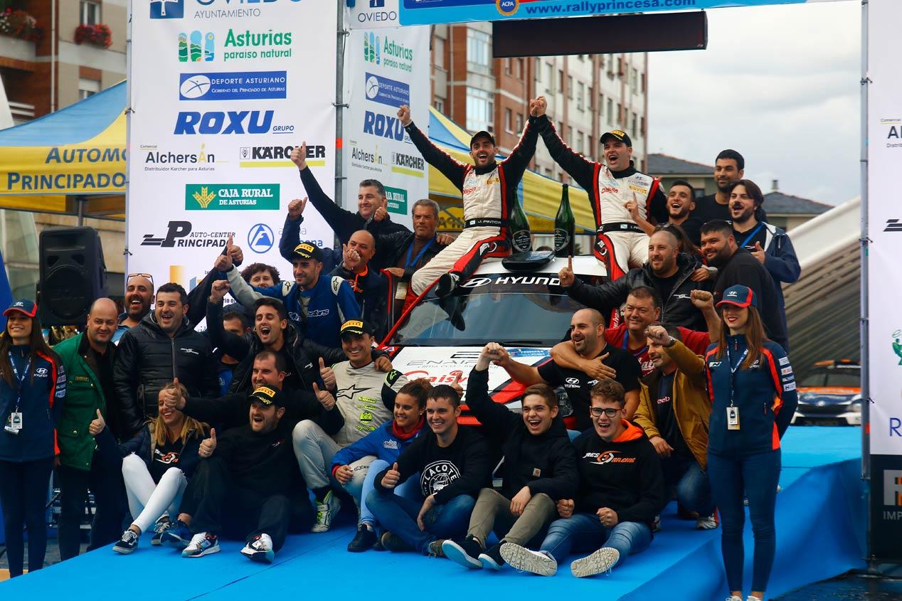 Arranca el Nacional de Rallyes de Asfalto 2018