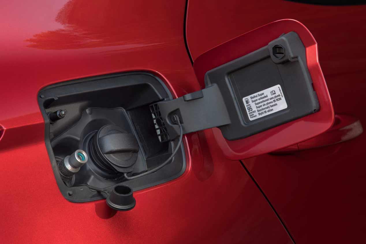 A prueba el Seat Ibiza de gas natural