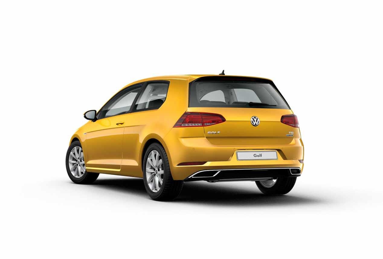 El VW Golf 1.5 TSI de 130 CV de gasolina, en imágenes