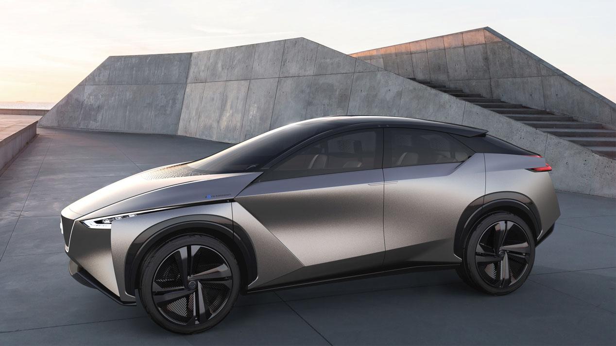 Nissan Qashqai 2019: el nuevo SUV se basará en el IMx Concept