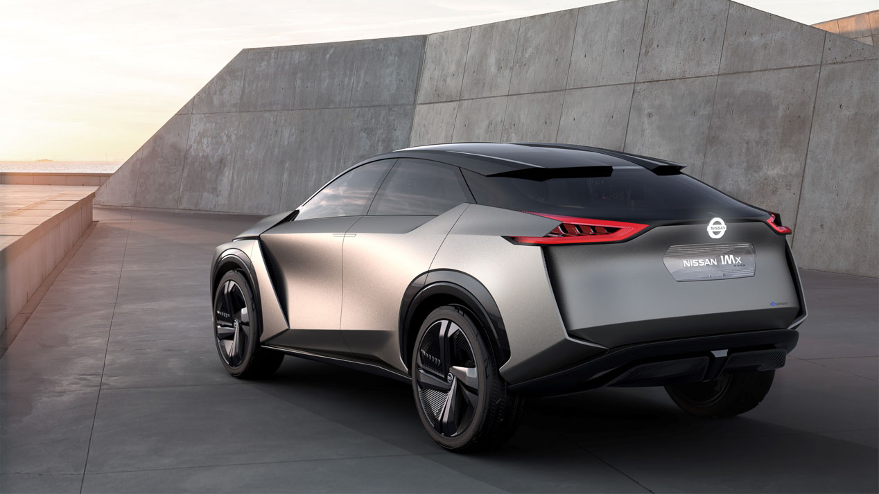 nissan qashqai 2019 as ser la nueva generaci n del suv. Black Bedroom Furniture Sets. Home Design Ideas
