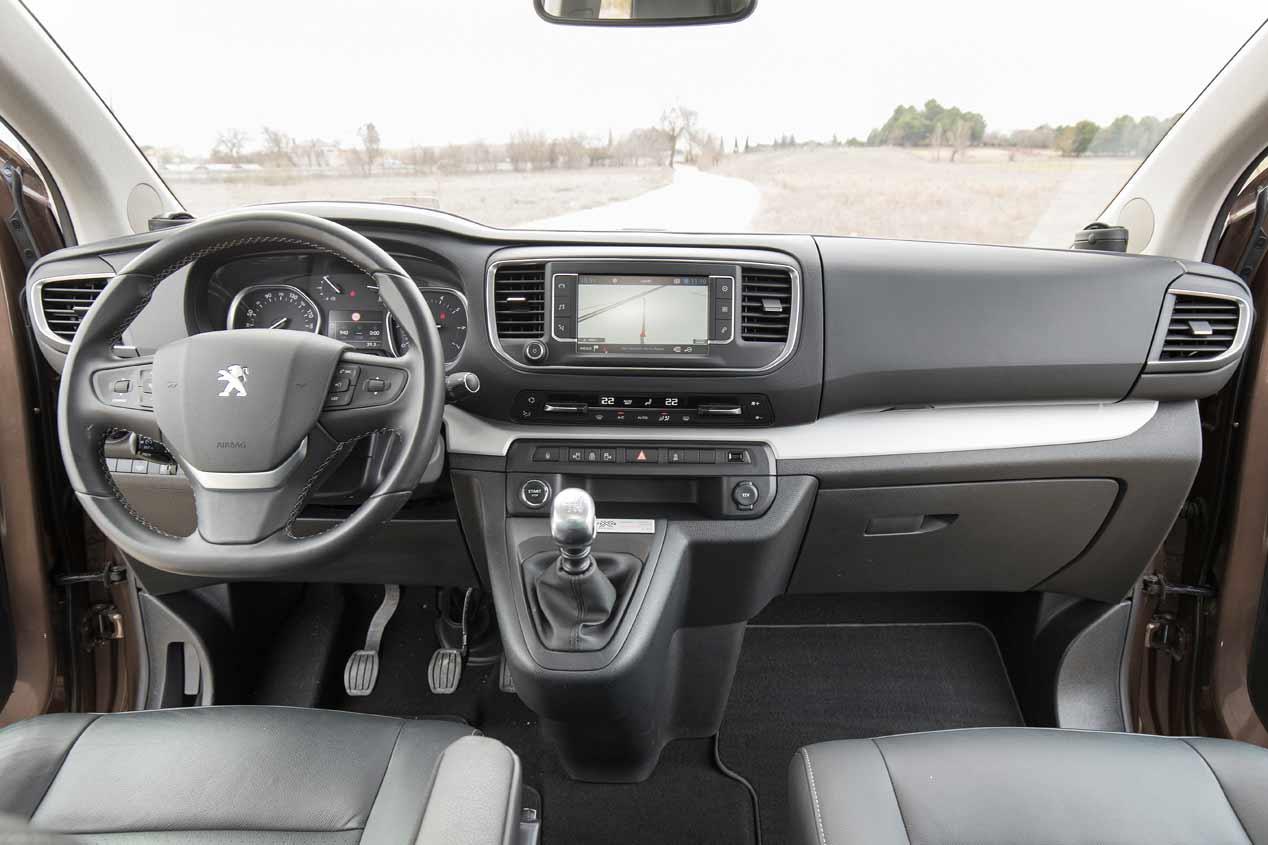 El Peugeot Traveller 4x4 2018, en imágenes