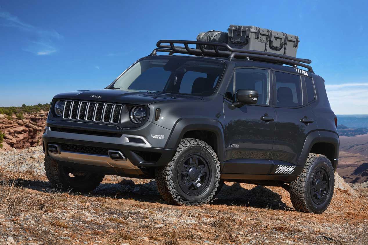 Easter Jeep Safari, así son los prototipos de la marca
